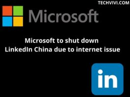 LinkedIn China